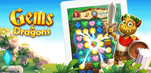 (APK) تحميل لالروبوت / PC Gems & Dragons ألعاب screenshot