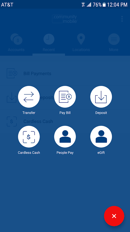 Lake Forest Bank and Trust- screenshot