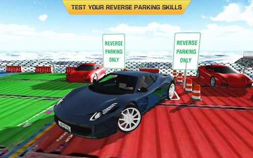 Car Parking Driving Test 2017- screenshot thumbnail