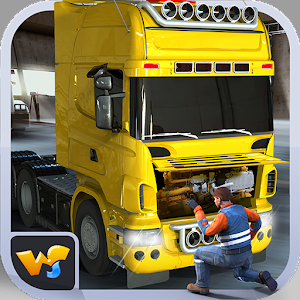 Army Truck Mechanic Simulator for PC and MAC