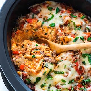 Crock Pot Pasta Recipes.