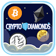 CryptoDiamonds - Get Free BTC, ETH, LTC all in one