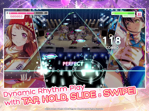 BanG Dream! Girls Band Party! modavailable screenshots 15