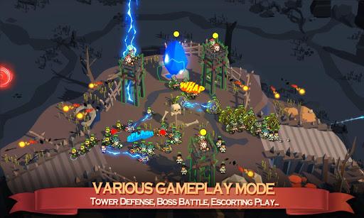 Code Triche Alchemy War: Clash of Magic apk mod screenshots 6