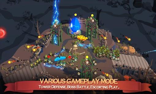 Alchemy War: Clash of Magic 3