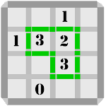 SlitherLink Loop Levels Icon
