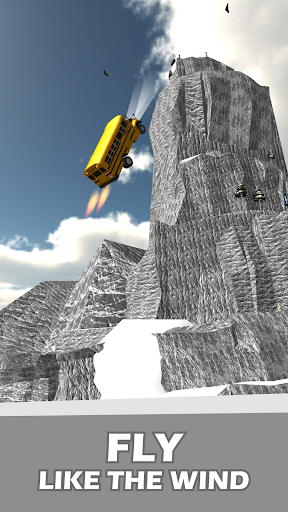 Stunt Truck Jumping screenshot 4