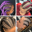 African Braid Styles 2021 icon