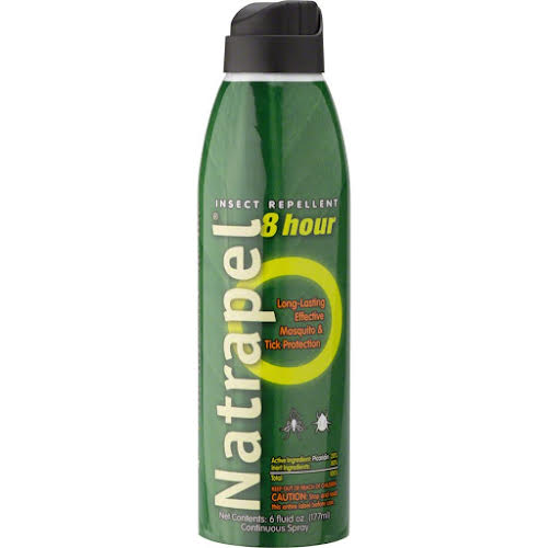 Adventure Medical Kits Natrapel 8-hour Insect Repellent: 6oz Continuous Spray