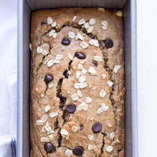 Vegan Gluten-free Blender Banana Bread