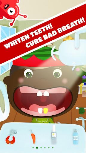 Tiny Dentist Christmas android2mod screenshots 4