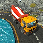 Uphill Highway Construction: Road Building Sim