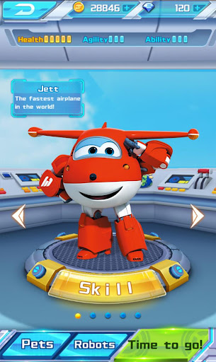 Super Wings : Jett Run 2.9.3 screenshots 23