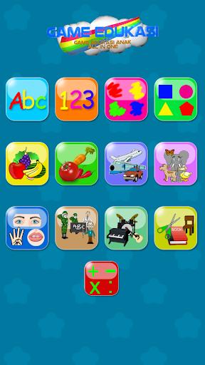 Game Edukasi Anak : All in 1 Apk 1