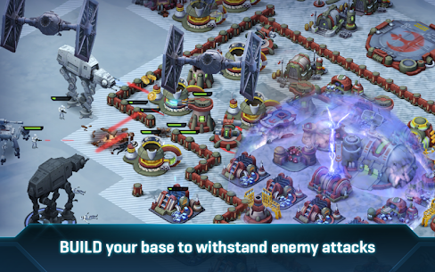 Star Wars Commander 4.13.0.9941 (Mod Damage/Health) MOD Apk 4