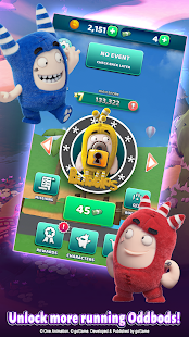 Oddbods Turbo Run 6
