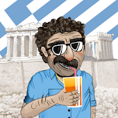 Mitsos at the Acropolis