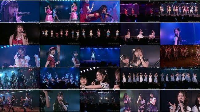 [TV-Variety] AKB48 岩立チームB「シアターの女神」公演 (2019.10.16)