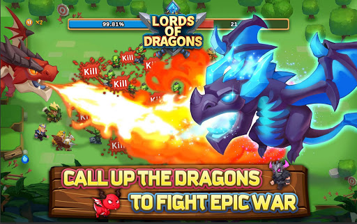 Lords of Dragons apkpoly screenshots 2
