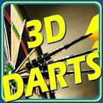 3D Darts Champions Icon