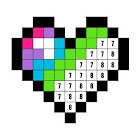 Colorfy - 免费填色游戏 icon