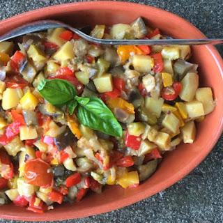 Ciabotto {Summer Vegetable Stew}