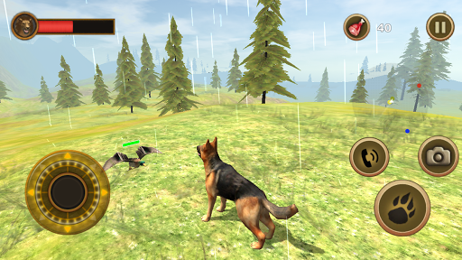 Wild Dog Survival Simulator screenshot 4