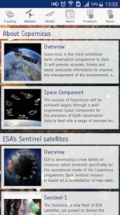 ESA Sentinel- screenshot thumbnail