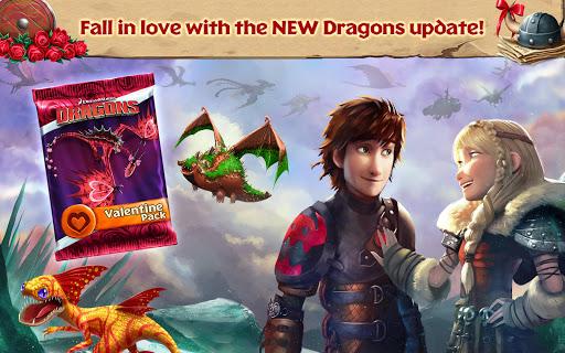 Dragons: Rise of Berk screenshot 8
