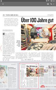 NEUE Vorarlberger Tageszeitung screenshot 8