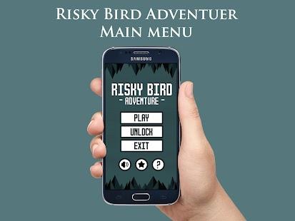 Risky Bird Adventure - náhled