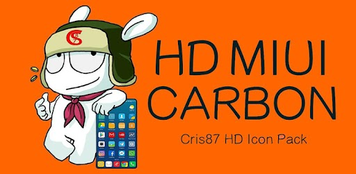 MIUI CARBON - ICON PACK 8 7 apk download for Android • com cris87