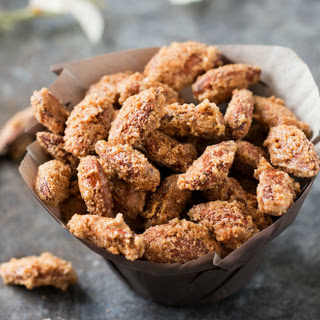 Candied Vanilla Almonds Recipes