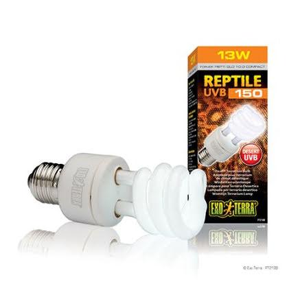 ExoTerra Reptile UVB 150 13W E27