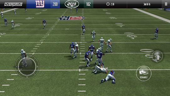 Madden NFL Overdrive Football 6