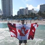 soho house beach in Miami, Florida, United States
