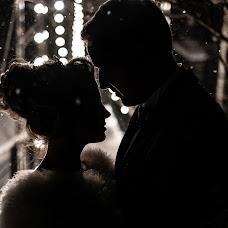 Bryllupsfotograf Natasha Fedorova (fevana). Foto fra 19.02.2019