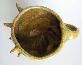 Photo: inside of beverage defender mug #3