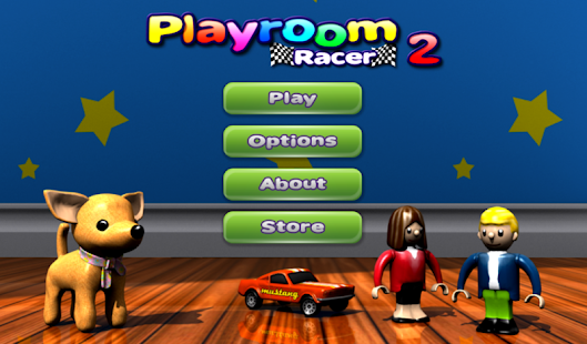 Playroom Racer 2- screenshot thumbnail