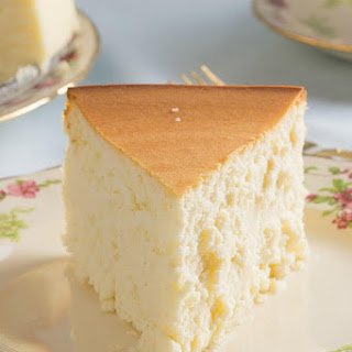 Tall and Creamy New York Cheesecake Recipe