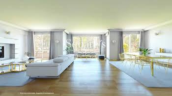 Appartement 5 pièces 183 m2