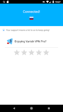 Vanish VPN Pro screenshot 8