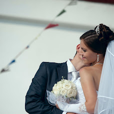 Wedding photographer Sergey Zyukov (SergeyVZ). Photo of 23.08.2013