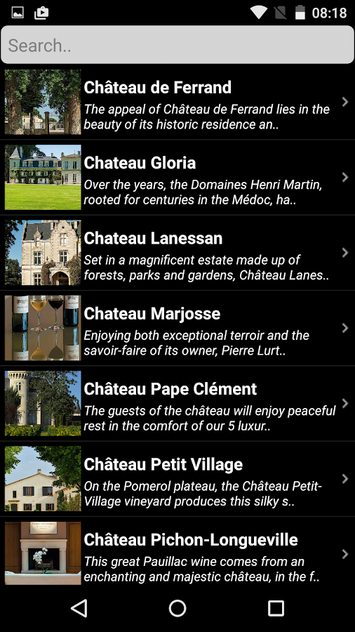 Bordeaux Code- screenshot