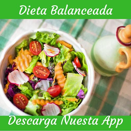 Dieta balanceada - Menú equilibrado screenshot 3