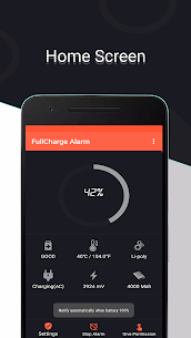 Full Charge Alarm 4.4.4 APK Mod for Android 2