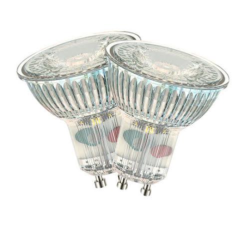 Airam LED PAR16 GU10 3,8W 4000K 2-pack