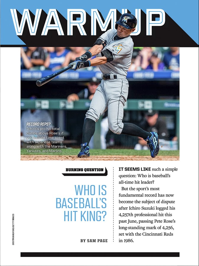 Sports Illustrated Kids- screenshot