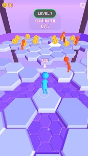 Fall Guys Hexagone MOD (Unlimited Rewards) 3