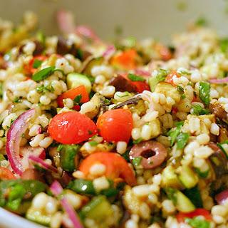 Pearl Barley Salad With Cilantro Recipes